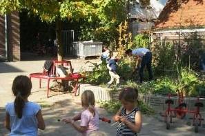 VU onderzoekt ideale inrichting schoolplein