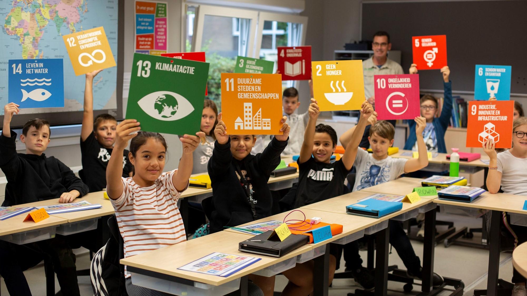 CNME Maastricht wint GDO Innovatieprijs 2020 met SDG-project